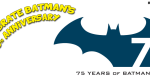 Celebrate 75 Years of Batman!