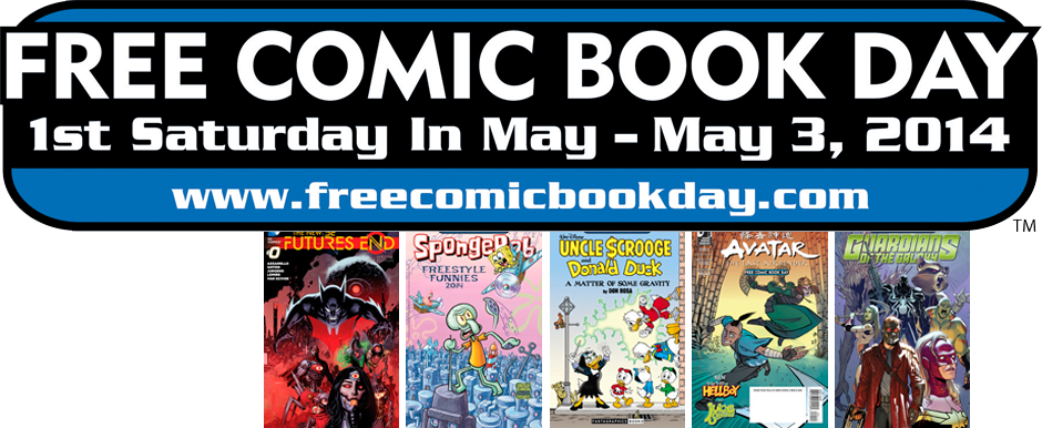 Free Comic Book Day at Queen City Comics!