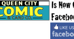 Like Queen City Comics on Facebook