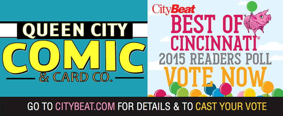 Queen City Comics Best Of Cincinnati