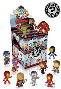 Avengers Mystery Minis