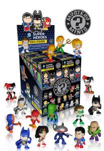 DC Superhero Mystery Minis