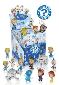 Frozen Mystery Minis