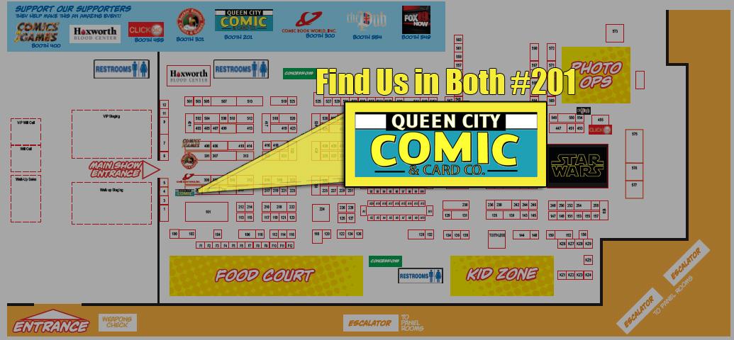 2017 Cincinnati Comic Expo